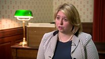 Karen Bradley on MLAs' pay