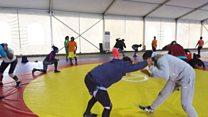 2018 Commonwealth Games: Na only best effort dey bring medal- Daniel Igali