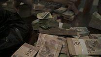 ငွေကြေးဖောင်းပွမှု ရာခိုင်နှုန်း ၁ သောင်းကျော်ရှိနေတဲ့ ဗင်နီဇွဲလား