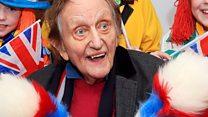 Comedian Sir Ken Dodd has died aged 90