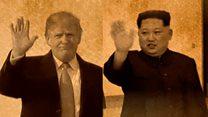 Donald Trump dan Kim Jong-un: Dari musuh menjadi teman?