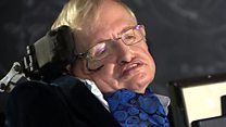 Professor Stephen Hawking's greatest wish
