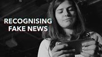"""Recognising """"Fake News"""""""