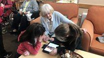 Digital lessons for elderly 'fabulous'