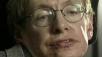 Wo fidio ikede iku Stephen Hawking