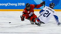 Off-piste at the paras #7: Ice-hockey