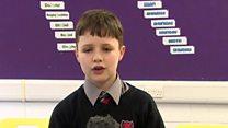 Adroddiad ysgol disgyblion Ysgol Cwm Rhymni
