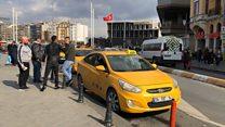 Uber - Taksi gerilimi: Can güvenliği tehlikesi yaşıyoruz
