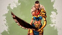 African women 'inspire comic book heroes'