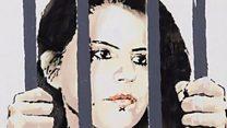 Banksy, Zehra Doğan'ın tutukluluğunu protesto için New York'ta duvar resmi yaptı