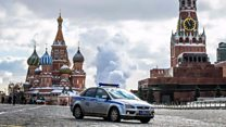 انتخابات روسیه؛ تبلیغات در دقیقه نود
