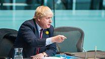 """Борис Джонсон: """"Наши претензии - к Кремлю и Путину"""""""