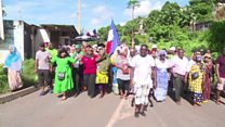 Mayotte, l'île de toutes les tensions