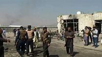 بمبگذاری نزدیک قرارگاه نظامی در کابل سه کشته داد