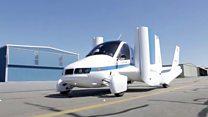 El auto volador que no necesita aeropuerto y quiere convertirse en el modelo de transporte del futuro