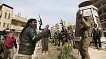 Syrie : la Turquie reprend Afrine aux Kurdes