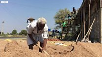 ગુજરાતના ખેડૂતો હવે મજૂરી શોધી રહ્યો છે