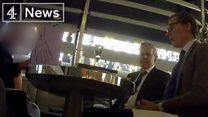 Cambridge Analytica filmed undercover