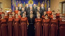 Sarajevo's choir that bridged the ethnic divide