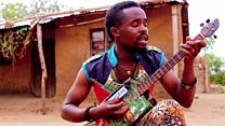 Malawi's Afro-soul one-man band