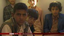 ယီမင်ပြည်တွင်းစစ်ကြားက ကလေးငယ်များ