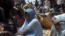Les réfugiés d'Éthiopie