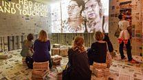 Mulheres do Complexo da Maré contam suas histórias sobre violência em Londres