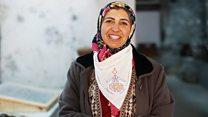 Zümran Ömür'e 'Yılın Girişimcisi' ödülü verildi