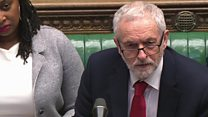 Corbyn: National or local 'incompetent' Tories?