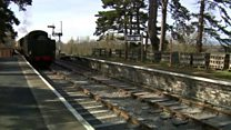 Heritage rail line set to open