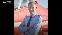 Tributes paid to Red Arrows engineer