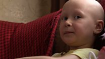 Helping Ukraine's traumatised children
