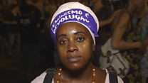 The Rio protesters fighting for Marielle