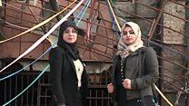 نساهم في بناء مدينتا الموصل بعد التحرير