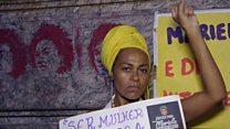 Las mujeres negras que piden justicia por el asesinato de Marielle Franco en Brasil