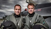 RAF at 100: The A-lister meets the heroes