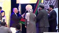 افغان ولسمشر وايي نيمايي ښوونځي ودانۍ نه لري