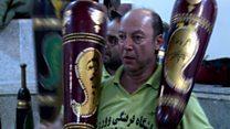 الزورخانا رياضة الجسد والدين في إيران