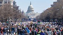 Americans gather for gun control rally