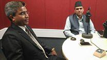 केशवप्रसाद दाहाल र राजेन्द्र बानियाँसँग