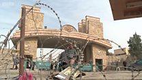 'Membangun' Mosul dengan buku
