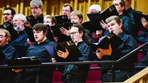 BBC NOW 2017-18 Season: BBC National Chorus of Wales Sing Sir James MacMillan