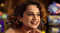बीबीसी 70 एमएम :कंगना  हर फ़िल्म के साथ इमेज बदलना चाहती हैं