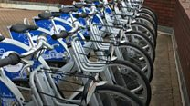 Getting a handle on bike sharing