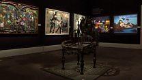 L'art africain, un marché florissant