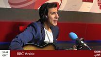 """الفنان المصري """"نور الشناوي"""" يقدم جزء من أغنيته """"أغاني العاشقين"""""""