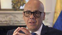 Entrevista con Jorge Rodríguez, Ministro para la Comunicación e Información de Venezuela