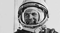 Yuri Gagarin: 1st man in space