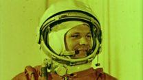 Гагарін: той, що першим побачив космос
