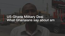 "Ghana/US deal: ""Before we think, [America] have thought already"""